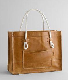 ll bean leather purse