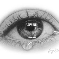 Eye Drawing With Tears Pencil - Eye Tear Drawing Black And White Printable Colored By Emmykalia Pencil Sketch Of Eye Crying Eye Pencil Drawing Crying Eye How To Draw Eyes With Tears . Eye Pencil Drawing, Realistic Eye Drawing, Pencil Drawings, Art Drawings, Unique Drawings, Tears Art, Tears In Eyes, How To Draw Tears, Eyes Artwork