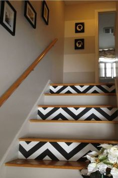 Ways to Use Chevron Pattern at Home ★ See more: http://glaminati.com/chevron-pattern-at-home/