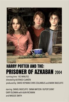 Harry Potter 3, Harry Potter Movie Posters, Iconic Movie Posters, Images Harry Potter, Harry Potter Aesthetic, Iconic Movies, Film Posters, Film Polaroid, Polaroids