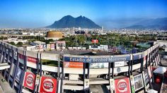 estadio de beisbol Monterrey