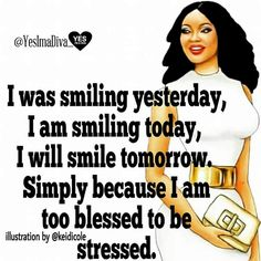 Too Blessed to Be Stressed Queen Quotes, Girl Quotes, Woman Quotes, Me Quotes, Motivational Quotes, Qoutes, Sister Quotes, Religious Quotes, Spiritual Quotes