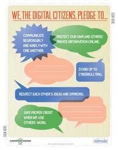 A Digital Citizenship Guide from Edmodo and Common Sense Media