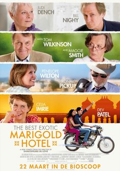 The Best Exotic Marigold Hotel (John Madden, 2012, Fox Searchlight Pictures, United Kingdom)