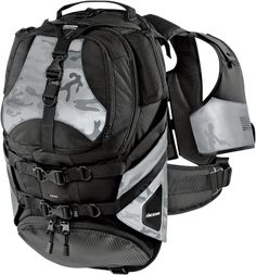 5c1e470cd3bf0a Icon Squad II Backpack. Motorcycle BackpacksMotorcycle GearMotorcycle ...