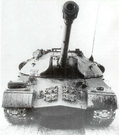 Heavy tank IS-3M / czołg ciężki IS-3M