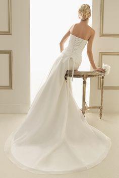 Robe de mariée Luna Novias Caen