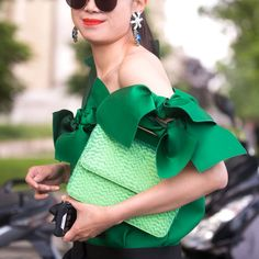 Colors To Try This Summer Green