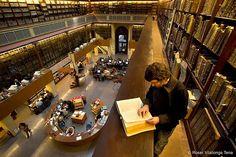Biblioteca de Lletres de la UB (Universitat de Barcelona)