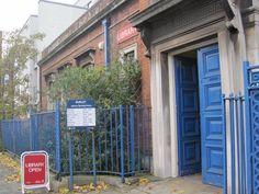 """South Headingley i.e. Burley: Leeds Branch Library on Cardigan Road"" by Adrian over on Facebook #soyss http://aru.li/ZmKaPN"