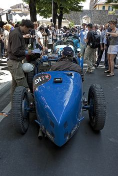 The Type 35 was the most successful of the Bugatti racing models. Its version of…
