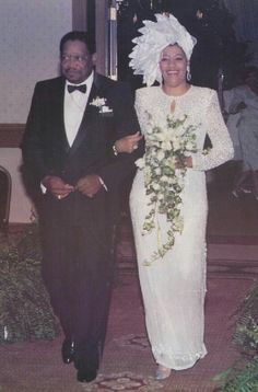 The 25th Wedding Anniversary of Bishop G. E. And First Lady Louise Patterson