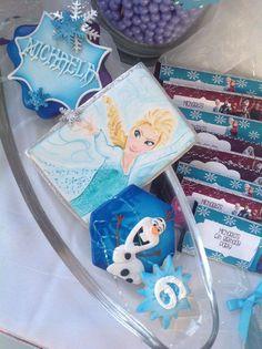 Disney Frozen Birthday Party Ideas | Photo 6 of 20 | Catch My Party