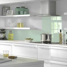 Vistelle Kitchen Splashback 2070 x 500 x 4mm Glacier, 5055341708745 acrylic £149 B&Q
