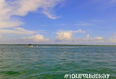 The Lagoon of Sian Ka'an. Shallow waters, perfect for fly fishing and Dolphin watching.  #tourguidekay #tourguide #siankaan #privatetours #rivieramaya #cancun #playadelcarmen #tulum
