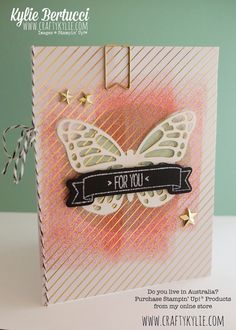 Kylie Bertucci - You're So Lovely Project Kit. Click on the picture to find out more about this amazing, fun, modern kit by Stampin' Up!® that is going to make you look like a professional! #stampinup #kyliebertucci #youresolovelyprojectkit