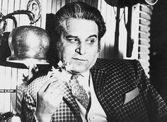 Σπύρος Καλογήρου (1922 – 2009) Old Greek, Actor Studio, Old Movies, Tv, Actors & Actresses, Greece, Cinema, Stars, Film