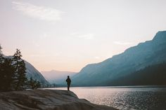 Yosemite at dawn