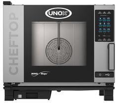 Maps ONE 5 Tray Electric Combi Oven, You Can Roast, Grill, Steam And Bake  Bread As Well As Oven Baked Products.