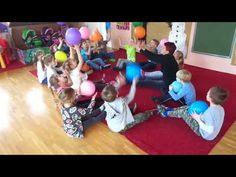 taniec rąk - YouTube Teachers Room, Music And Movement, Kids Songs, Physical Education, Classroom Decor, Physics, Activities For Kids, Kindergarten, Preschool