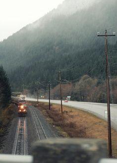 Travellers We, Humanity - Hope, British Columbia