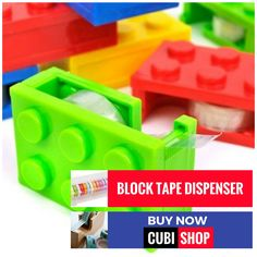 Buy Block Tape #Dispenser for convenient work at lowest prices from #CubiShop