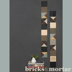 Up on our Bricks & Mortar blog this week... Our Mainline 'Boardwalk' art piece - check it out at www.macarthurandco.com