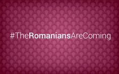 From the insult brought to Romanians everywhere by the documentary series #TheRomaniansAreComing you've started a beautiful campaign with our talented and beautiful Romanians. Stay close!  #Romania #proud #talent #prize #winner #WorlWide