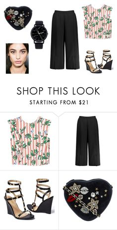 """cool and effortless"" by arwauna on Polyvore featuring mode, MANGO, Venus et Accessorize"
