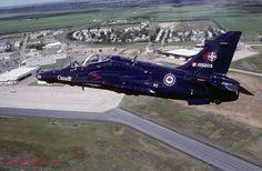 BAE Systems Hawk Mk.115 155203 NFTS (aka 2 CFFTS) 06-01