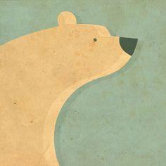Polar Bear by Zara Picken