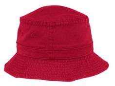 Port Authority Bucket Hat – From the Red Tees
