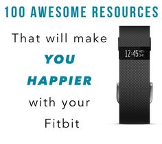 , 100 awesome resources that will make you happier with your Fitbit – ChallengeBox – Fun 30 Day Fitness Challenges for Fitbit. , 100 awesome resources that will make you happier with your Fitbit 30 Day Fitness, Fitness Diet, Fitness Motivation, Health Fitness, Fitness Goals, Fitbit App, Fitbit Charge, Fitbit Flex, Fitbit Hacks
