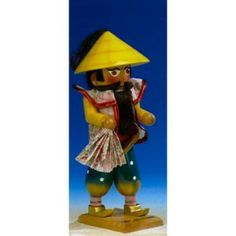 Chinese dancer nutcracker.