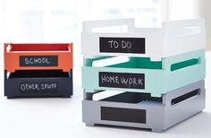 Die besten 25 stapelboxen ideen auf pinterest werkraum - Stapelboxen kinderzimmer ...