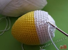 Horgolt tojáscsibe: a tojás alja Bunny Nails, Amigurumi Doll, Easter Eggs, Crochet, Pink, Nail Art, Easter, Puppets, Chrochet