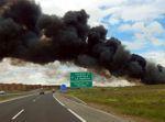 [Incendio de Seseña] Más estudios, las mismas evidencias: residir cerca es nocivo | Ecologistas en Acción