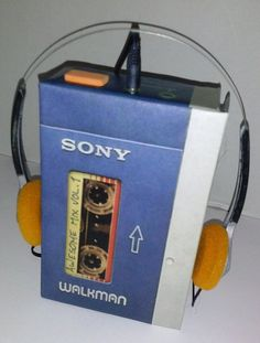 Guardians of the Galaxy Star Lord Walkman Prop