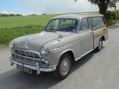 Morris Isis Traveller For Sale (1956) on Car And Classic UK [C864550]
