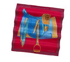 Hermes scarf 70: d'Officier en Grande Tenue