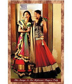 Bollywood Replica Lehnga 7019