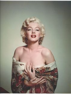 Marilyn Monroe | Nickolas Muray, 1952.