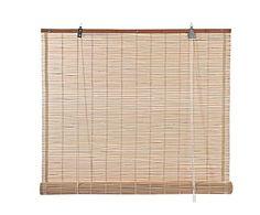 Estor de bambú y hilo de algodón Nizza - 150x260 cm