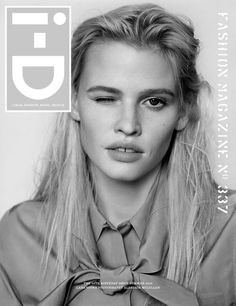 Lara Stone by Alasdair McLellan for i-D SUMMER, 2015