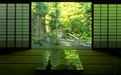 japanese | tea room - when I go to Japan I will visit many! D.S