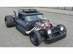 American Rat Rod Cars & Trucks For Sale: A CHEVY RAT ROD