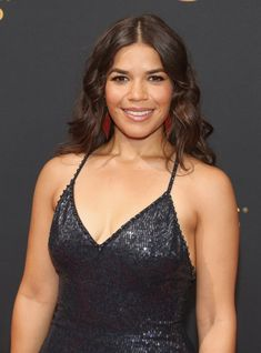 Zoom In on All the Elegant Beauty Looks From the Emmys Red Carpet America Ferrera