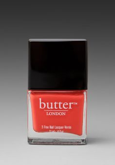 BUTTER LONDON 3 Free Lacquer in Jaffa at Revolve Clothing - Free Shipping!
