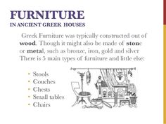 Furniture Design History Timeline history of furniture timeline - חיפוש ב-google | chairs