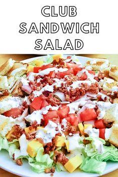 Easy Salads, Healthy Salads, Healthy Eating, Clean Eating Salads, Fruit Salads, Easy Summer Salads, Healthy Dishes, Salad Bar, Soup And Salad